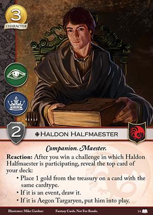 Haldon Halfmaester