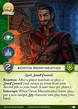 Orton Merryweather