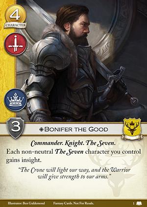 Bonifer the Good