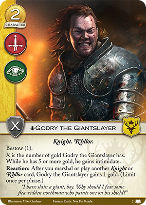 Godry the Giantslayer