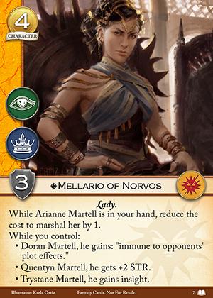 Mellario of Norvos