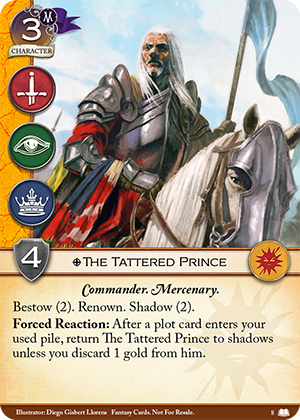 The Tattered Prince