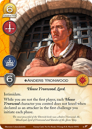 Anders Yronwood