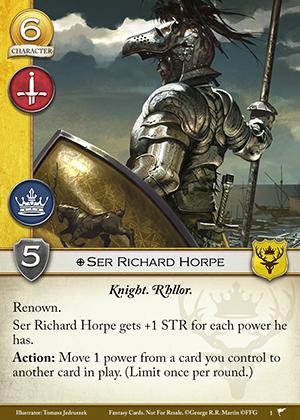 Ser Richard Horpe