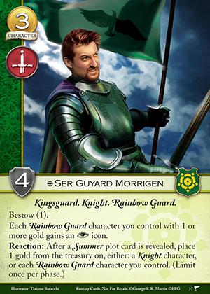 Ser Guyard Morrigen