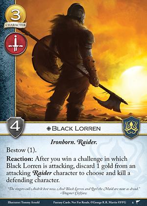 Black Lorren