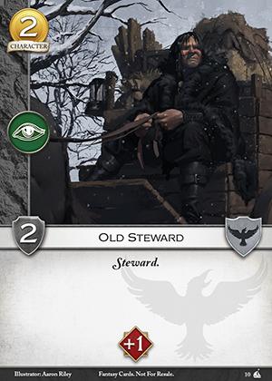 Old Steward