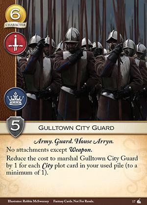 Gulltown City Guard