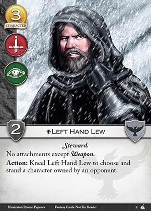 Left Hand Lew