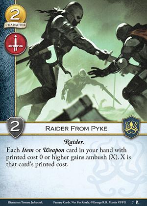 Raider from Pyke