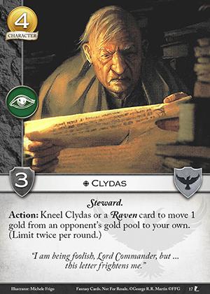 Clydas