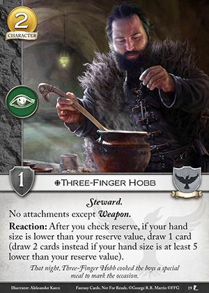 Three-Finger Hobb