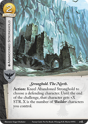 Abandoned Stronghold