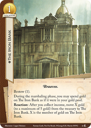 The Iron Bank