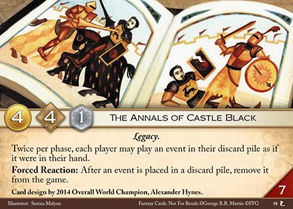 The Annals of Castle Black