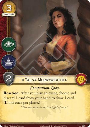 Taena Merryweather