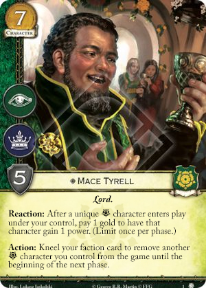 Mace Tyrell