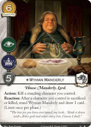 Wyman Manderly