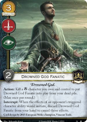 Drowned God Fanatic